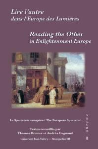 Lire l'autre dans l'Europe des Lumières · Reading the Others in Enlightenment Europe